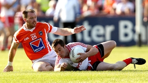 McGuigan is now line to face Armagh in what will be a tricky Ulster opener for Tyrone