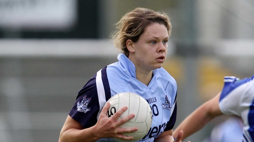 Noelle Healy netted two early goals for Dublin