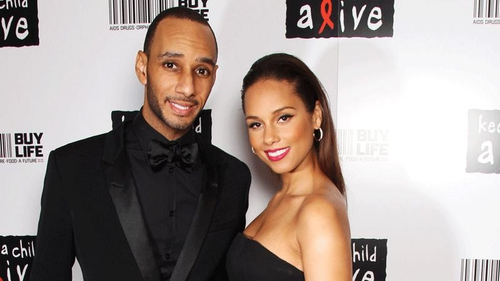 Swizz Beats praises wife Alicia Keys