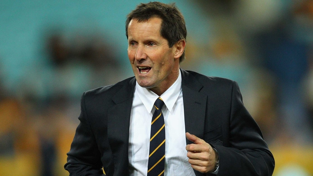 """Robbie Deans: """"The set-piece was good, the scrummaging was good, and critically we got our shoulders down"""""""