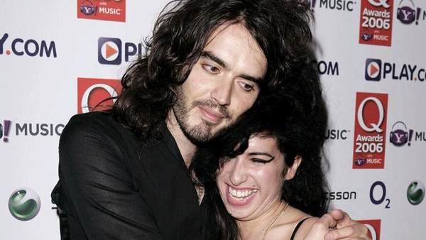 Russell Brand wishes he could have helped Amy Winehouse
