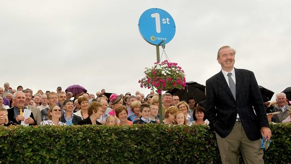 Dermot Weld's gelding Olympiad heads for the Curragh