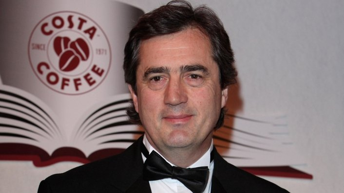 Sebastian Barry wins the Costa Novel Award for a second time