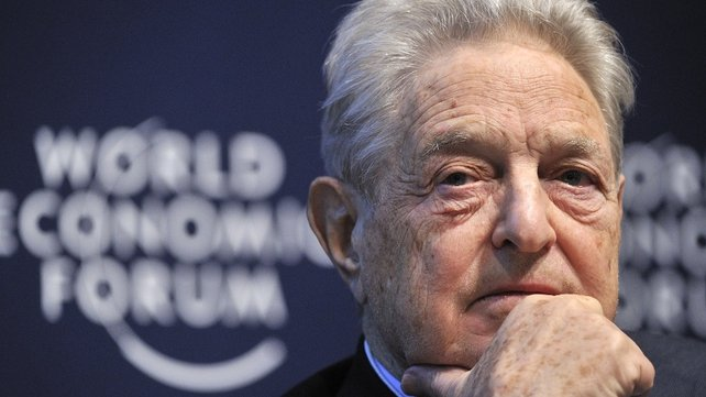 George Soros says Ireland's demands for debt relief will be met