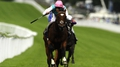 Unbeaten Frankel tops rankings