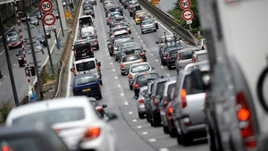 Driving remains the most popular form of transport for Irish peopl