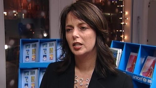 Melanie Verwoerd - Dismissal linked to relationship with Gerry Ryan