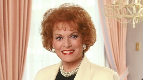 Maureen O'Hara - The latest inductee into the Irish America Hall of Fame
