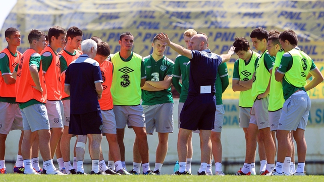 The Irish can take the positives from the week's games