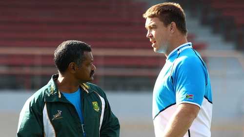 Peter de Villiers and John Smit's days involved with South Africa appear to be over
