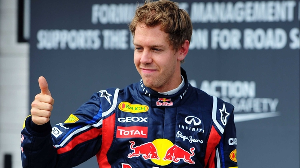 Sebastian Vettel - returned to top spot on the grid for the Hungarian Grand Prix