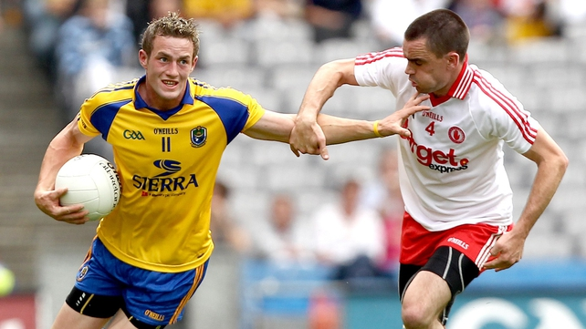 McMenamin was a no nonsense defender in a period when Tyrone finally made the breakthrough at national level.