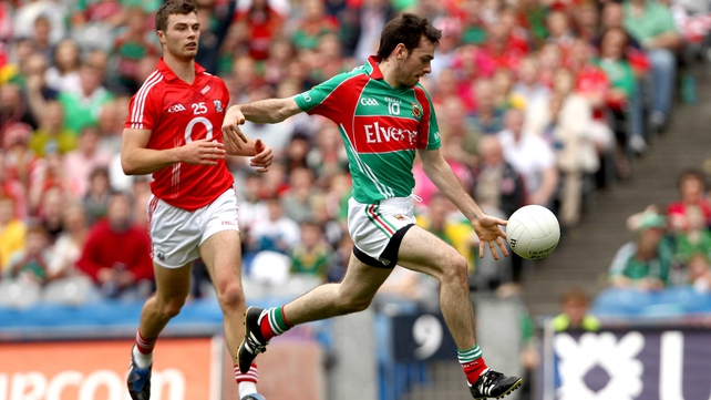 Kevin McLoughlin - Got Mayo back into the game with a fine solo effort