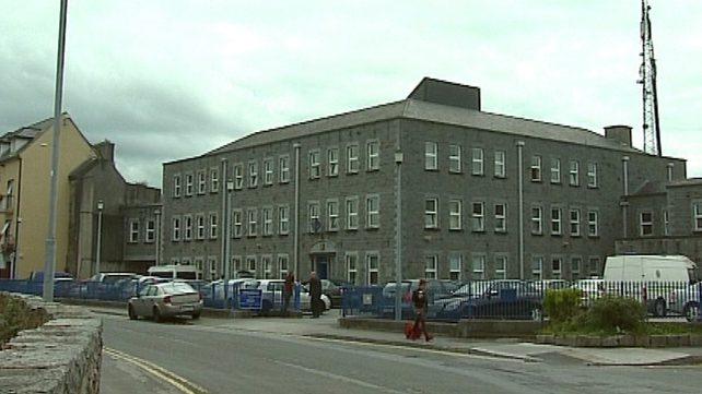 A man was arrested earlier today and is being questioned at Mill Street Garda Station in Galway