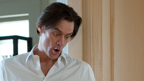 Jim Carrey is back to his eccentric best