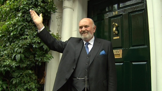 Speculation that Senator David Norris could re-enter race