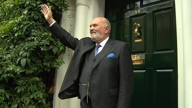 David Norris now has 14 declared nominations