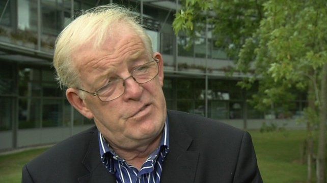 Colm McCarthy said it was possible that the country will need extended financing