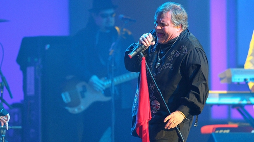 Meat Loaf - Collapsed twice on stage in a week