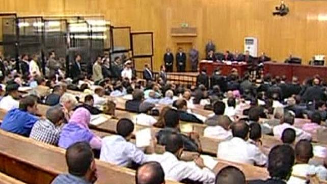 Hosni Mubarak & sons - Trial opens in Cairo