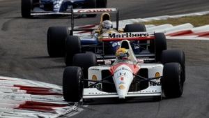 Ayrton Senna secured 65 pole positions in a 162-race Formula One career