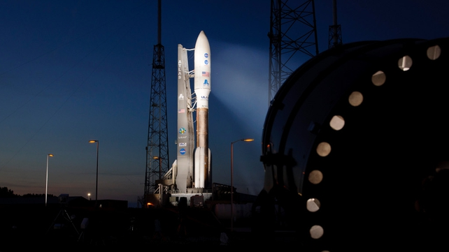 NASA - Mission aims for 30 orbits over a period of one year