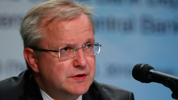 Olli Rehn said respecting commitments and obligations was a key EU tradition