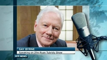 One News: Gay Byrne coy on prospect of Presidential run