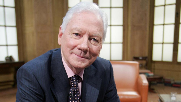 Gay Byrne - Would rather continue with broadcasting career
