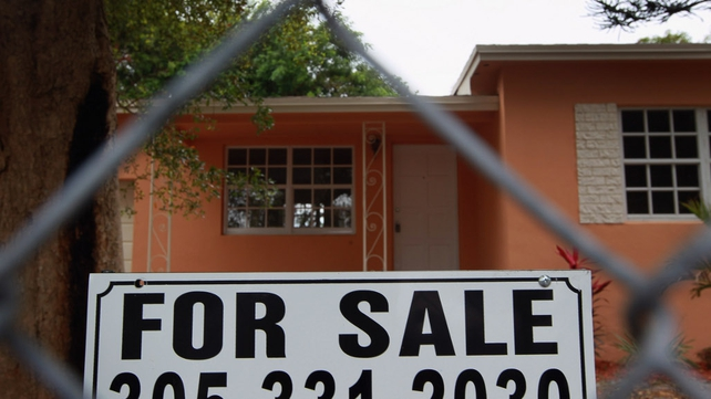 First annual gain in new US home sales since 2005