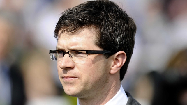 Ambivalent gave Roger Varian a first Group 1 success in Ireland