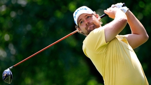 Ryan Moore leads the way at the Justin Timberlake Shriners Hospitals for Children Open