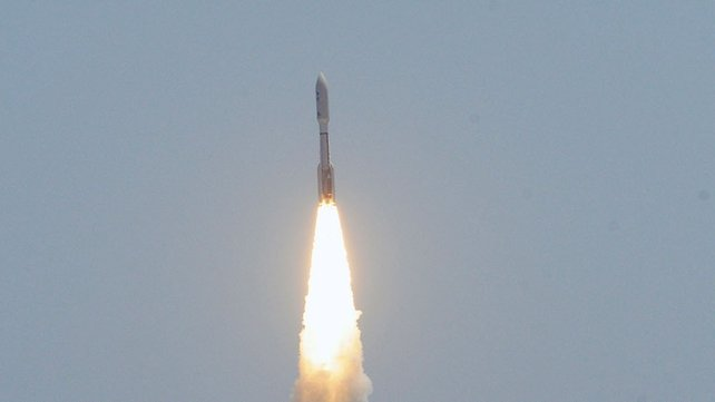 Florida - Atlas V rocket blasted off from Cape Canaveral