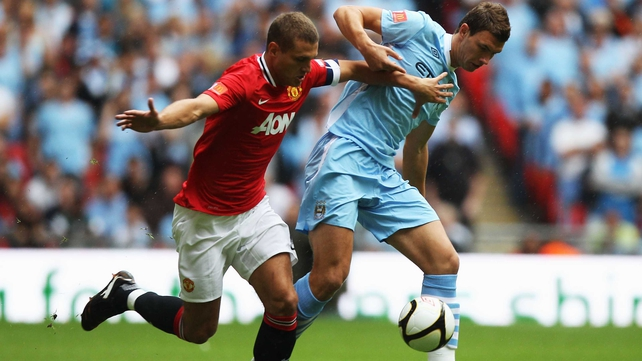 Vidic's absence in the vital games at the end of last season was viewed as a major factor in United's title run-in catastrophe
