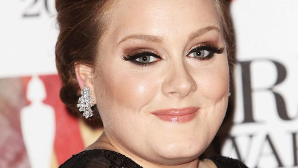 Adele - still not ready to tour the world