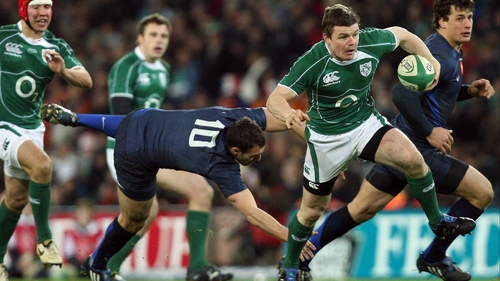 Brian O'Driscoll - Makes a welcome return to the national side