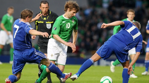 Paddy McCourt has signed a one-year deal at Brighton