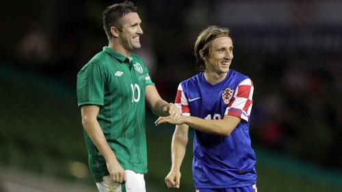 pretty nice 2d02f d3cff Modric: I hope Spurs keep Keane
