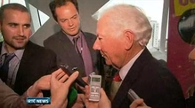 Six One News: Poll shows strong support for Gay Byrne Presidential bid