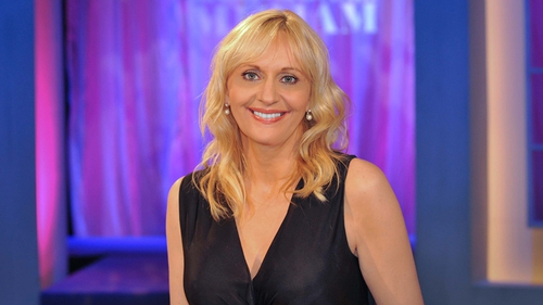 Miriam O'Callaghan will present New Year's Eve Show Live