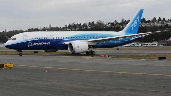 Boeing's Dreamliner fleet has been grounded since January due to battery issues