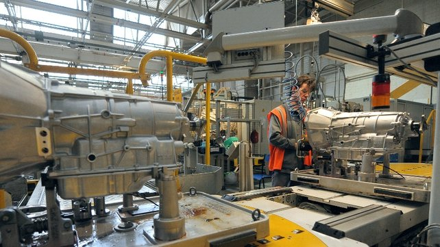 Output for both UK manufacturing and industrial production was flat in November