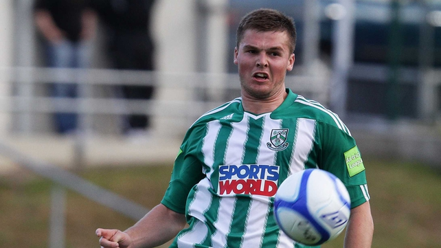 Jake Kelly back in Bray colours for new season