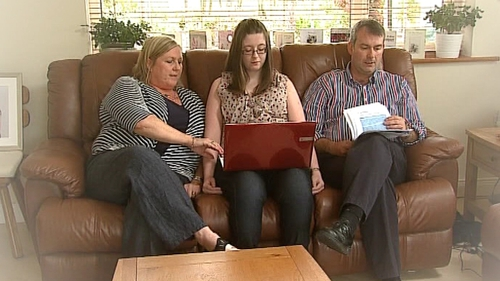 McGivern family - Reads HIQA report