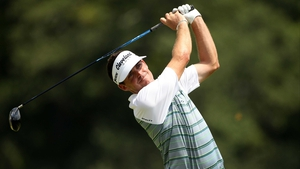 Keegan Bradley equalled the course record at the Byron Nelson Championship in Texas
