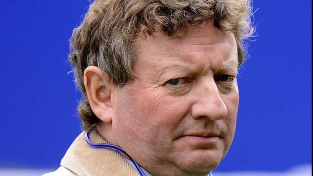 Trainer Mark Johnston