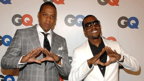 Will Jay-Z ask Kanye to be godfather?