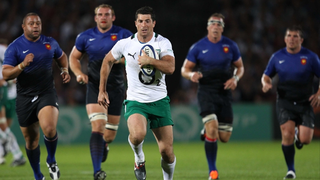Rob Kearney - 'That huge rivalry we have with England will still be there in 50 years' time'