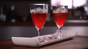 Strawberry Jelly with Buttermilk Granita: Paul Flynn.