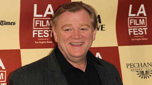 Brendan Gleeson - won't be playing a Smurf